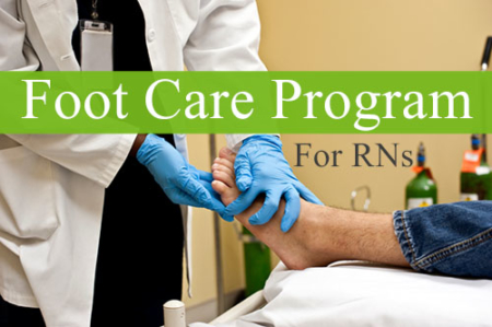 Foot Care Program for RNs